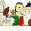 Thumbnail: Italian Food Squad Print