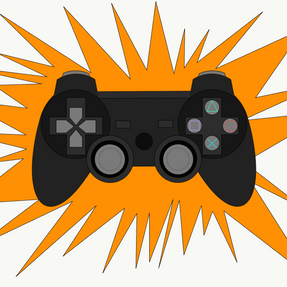197 - Video Game Controller - 2800x2100.