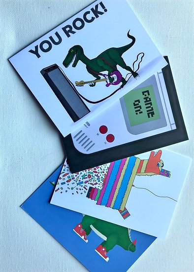 Party Card Pack