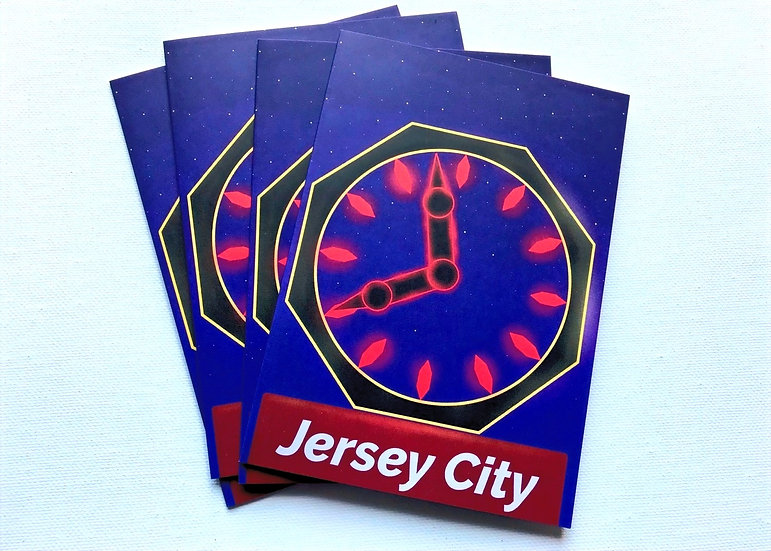 Jersey City Card Pack