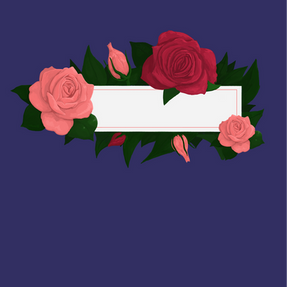 145 - Pink Red Roses Blank - 1500x2100.p