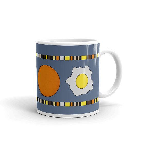 Breakfast MVPs / Glossy Ceramic Mug