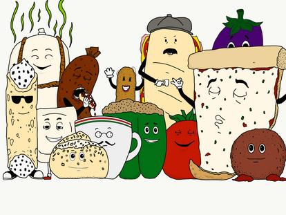 Italian Food Squad