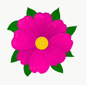 211 - Pink Love Flower - 2800x2100.PNG
