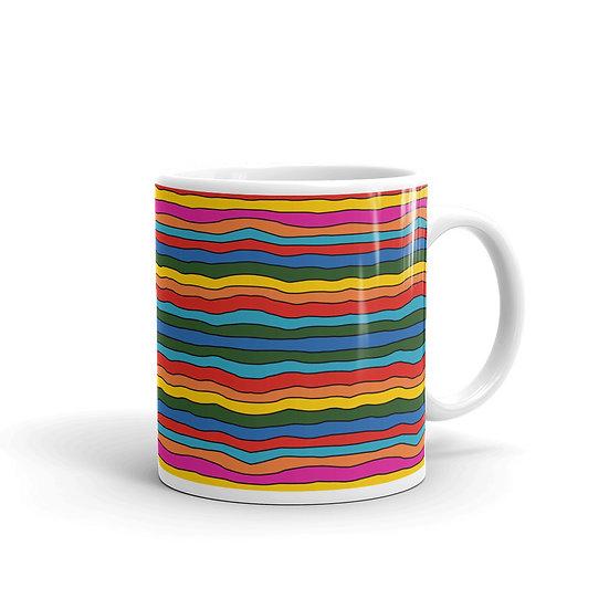 Fun Colors / Glossy Ceramic Mug