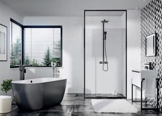 Mono Bathroom.