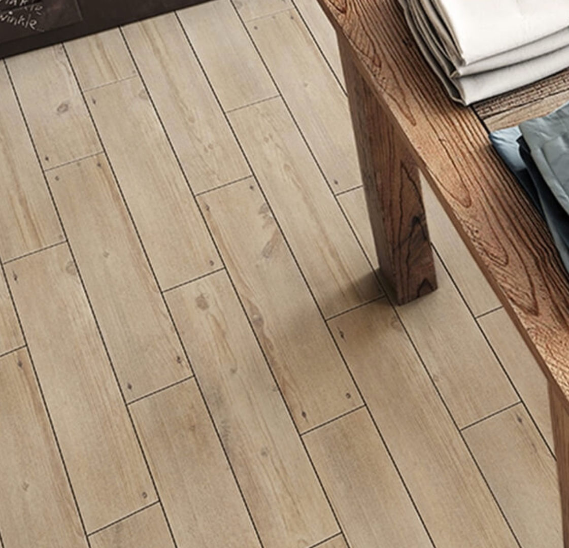 Flooring close up.
