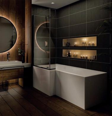 Mood Bathroom.