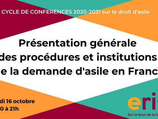 #1 : Présentation générale : procédures et institutions en France