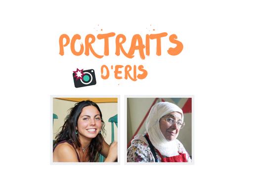 Portraits bénévoles, participants et équipe ERIS #2
