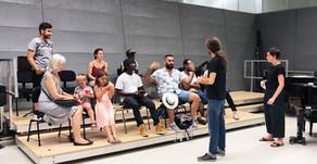 L'opéra et ses particularités, une découverte pour nos participants et bénévoles d'ERIS