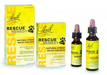 Rescue Remedy - Stress Relief for Pets