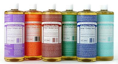 All Natural Castille Soap