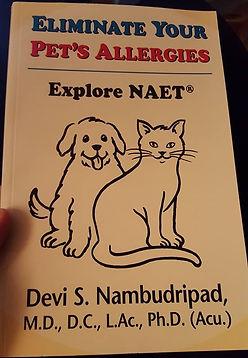 Eliminate Your Pet's Allergies : Explore NAET