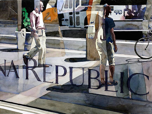 Serie: Banana Republic