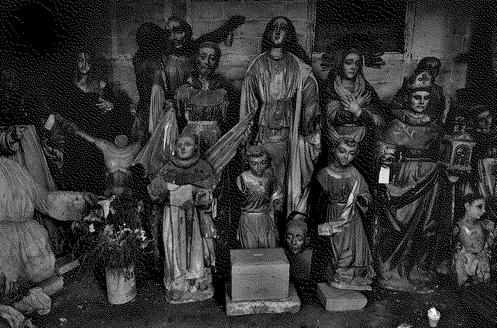 La Santería Chapína