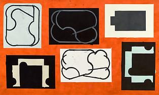 Óleo sobre tela 190 x 315 cm 2009