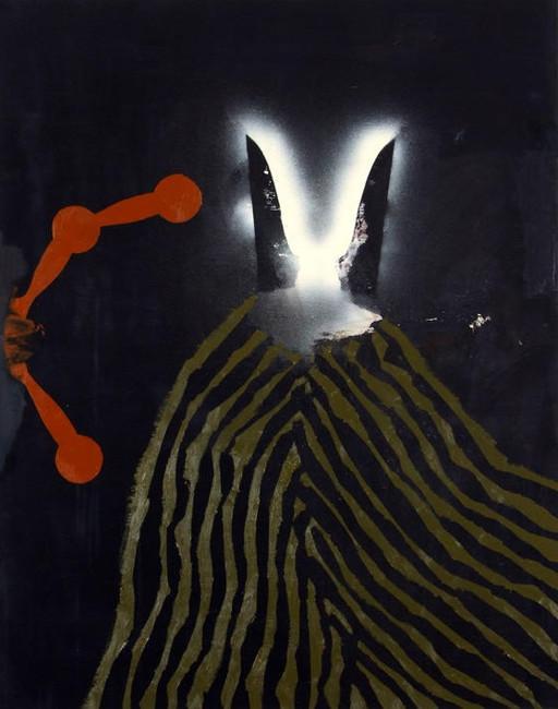 Óleo sobre tela 125 x 100 cm 1999