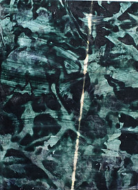 """""""regarde-regarde 3165""""   pintura sobre tela sintética  122 x 91 cm 2010"""