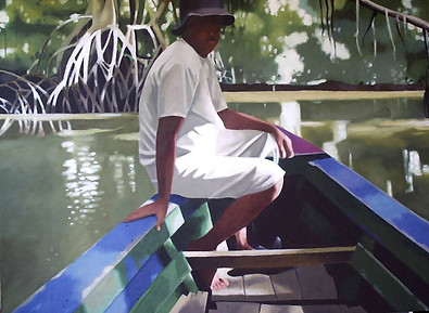 Serie: Paisajes del Puerto
