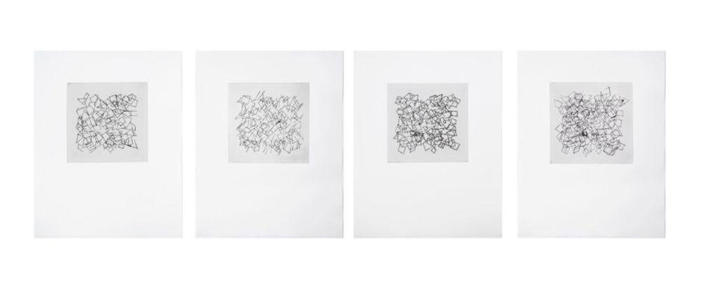 Serie: Paisajes Blancos