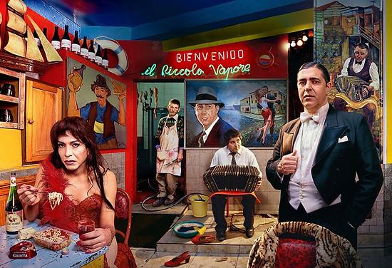 Serie: Sub-realismo Criollo