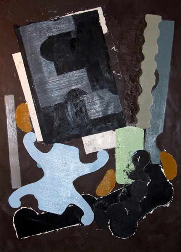 Óleo sobre tela 140 x 100 cm. 2008