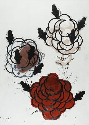 Óleo sobre tela 190 x 140 cm 2012
