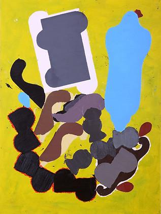 Óleo sobre tela 140 x 100 cm 2008