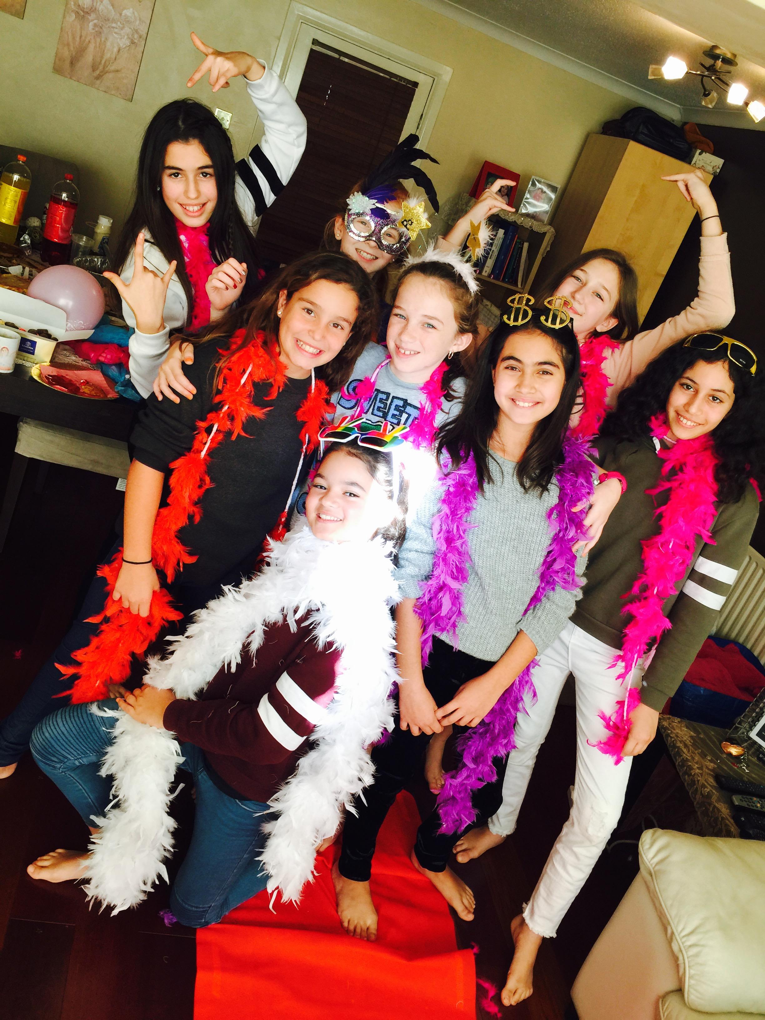 Teen Makeover Parties