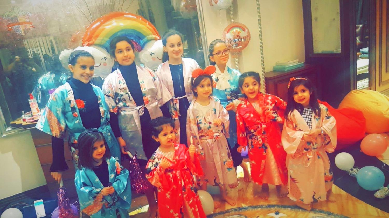 Children's Pamper Parties