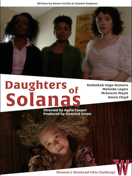Daughters of Solanas (2019)