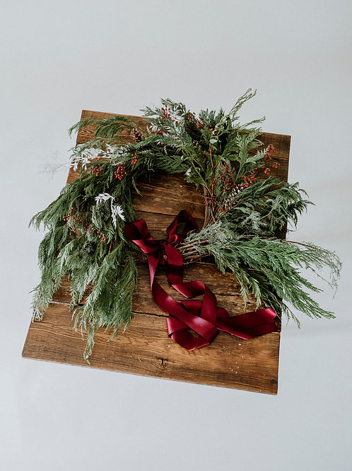 Signature Holiday Wreath