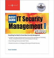 IT Security Management, Susan Snedaker, Editor