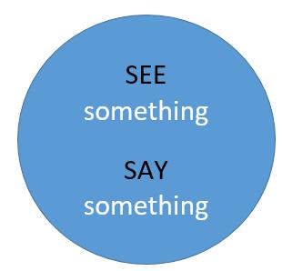 See Something, Say Something