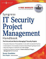 IT Security Project Management book by Susan Snedaker
