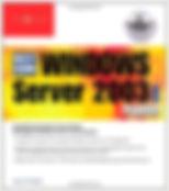 Windows Server 2003 book by Susan Snedaker