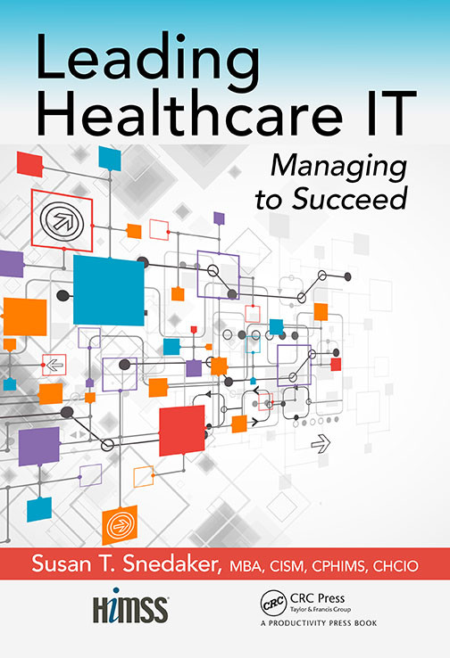 Leading Healthcare IT: HIMSS Book of the Year 2018