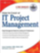 IT Project Management book by Susan Snedaker