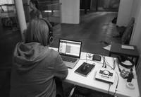 Sound designer Ross Flight