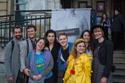 Dress the Statue Exhibition - Blackfriar