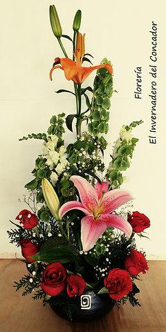 Arreglo Floral Mediano N1412