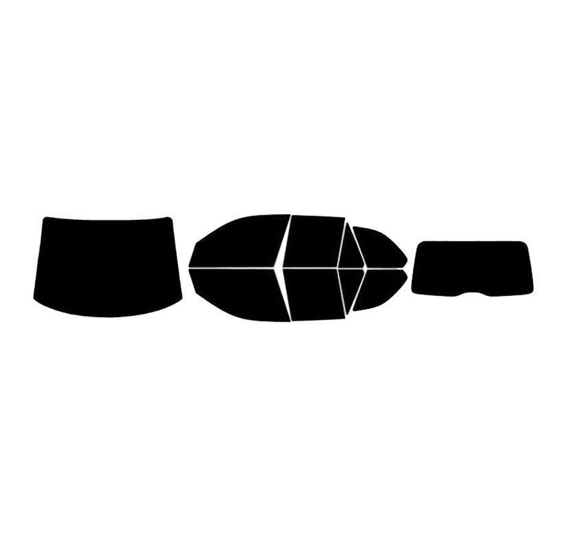 SUV (Carbon) + Windshield(Ceramic)