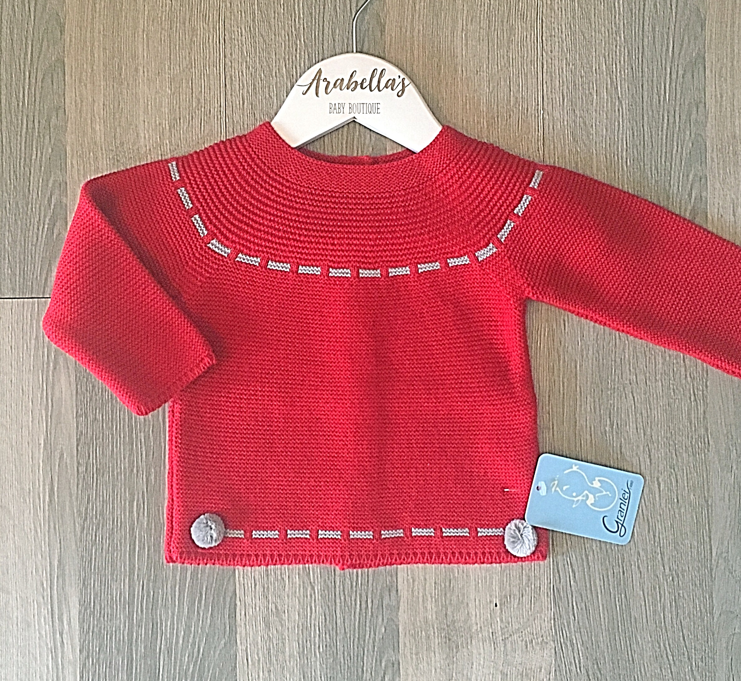 Baby Christmas outfits Arabella s Baby Boutique