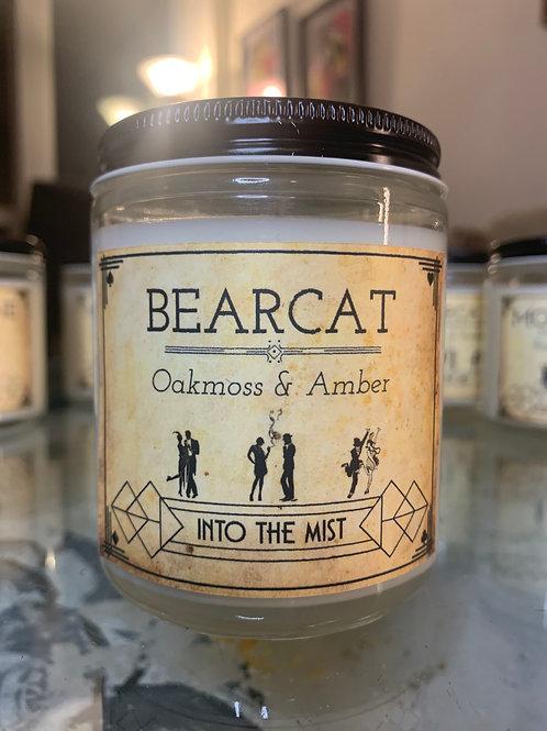 Bearcat Candle