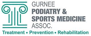 Gurnee-Podiatry-Logo-Full-Color-Slogan-H