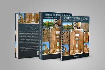 Journey to Nubia & Kemet Scholastic Edit