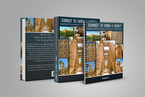 Journey to Nubia & Kemet Scholastic Edit