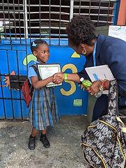 Paula Ann receives Global Journey for Ch