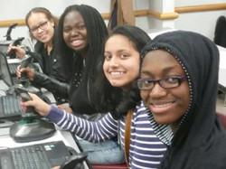 STEM for girls!